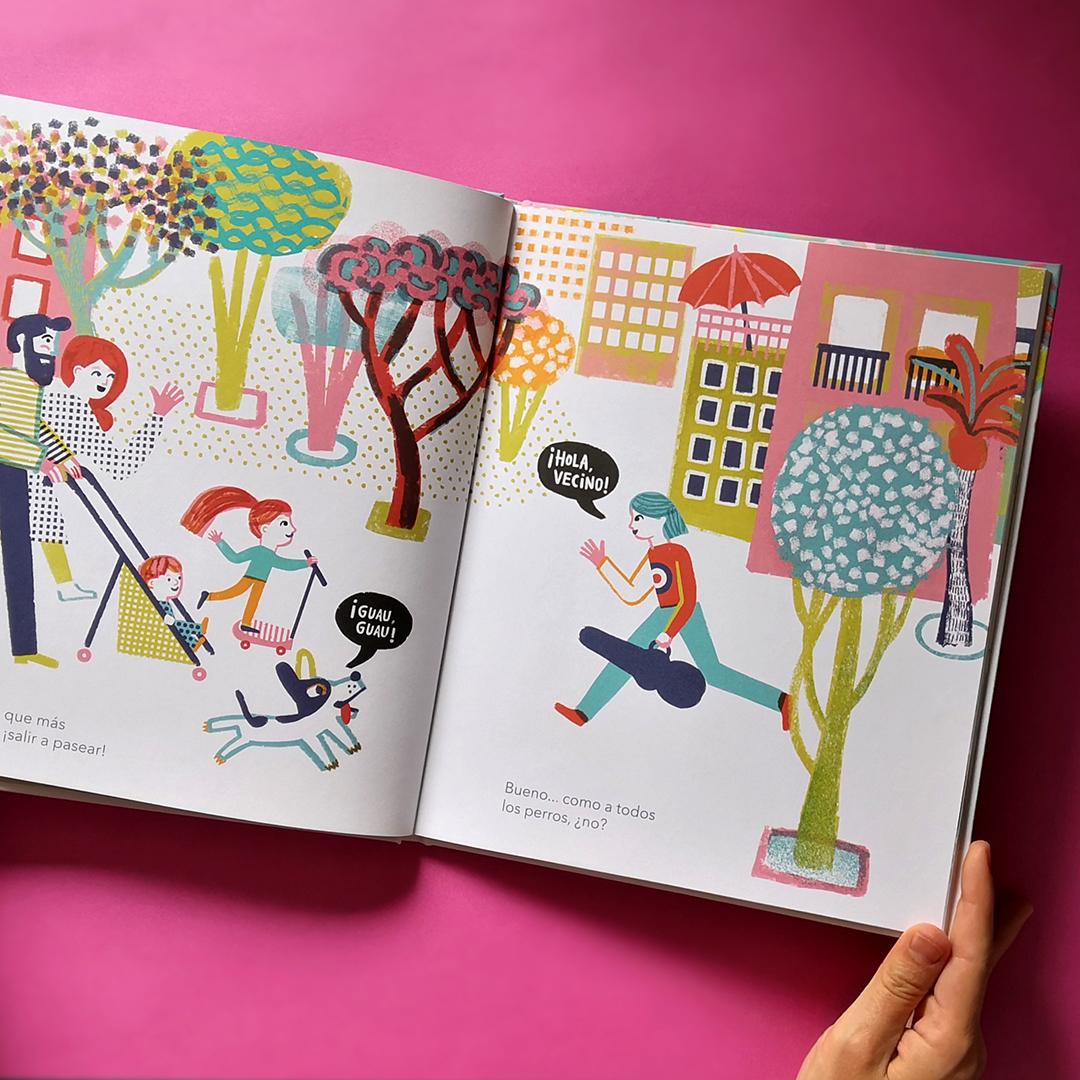 Blas picture book